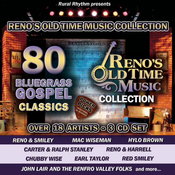 New TV Specials – Ronnie Reno