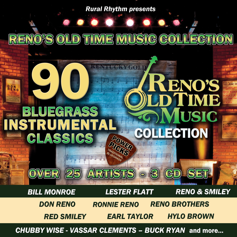 CDs – Ronnie Reno